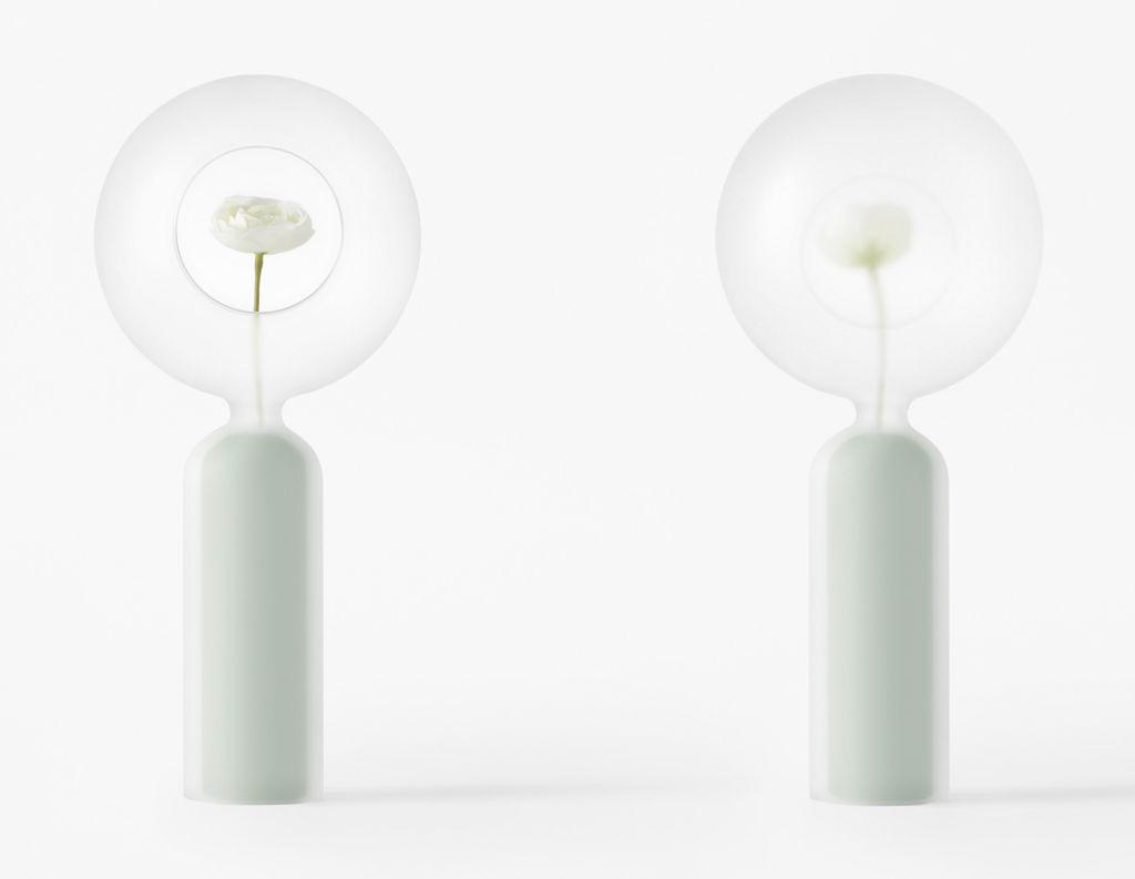 vasos por Nendo Design