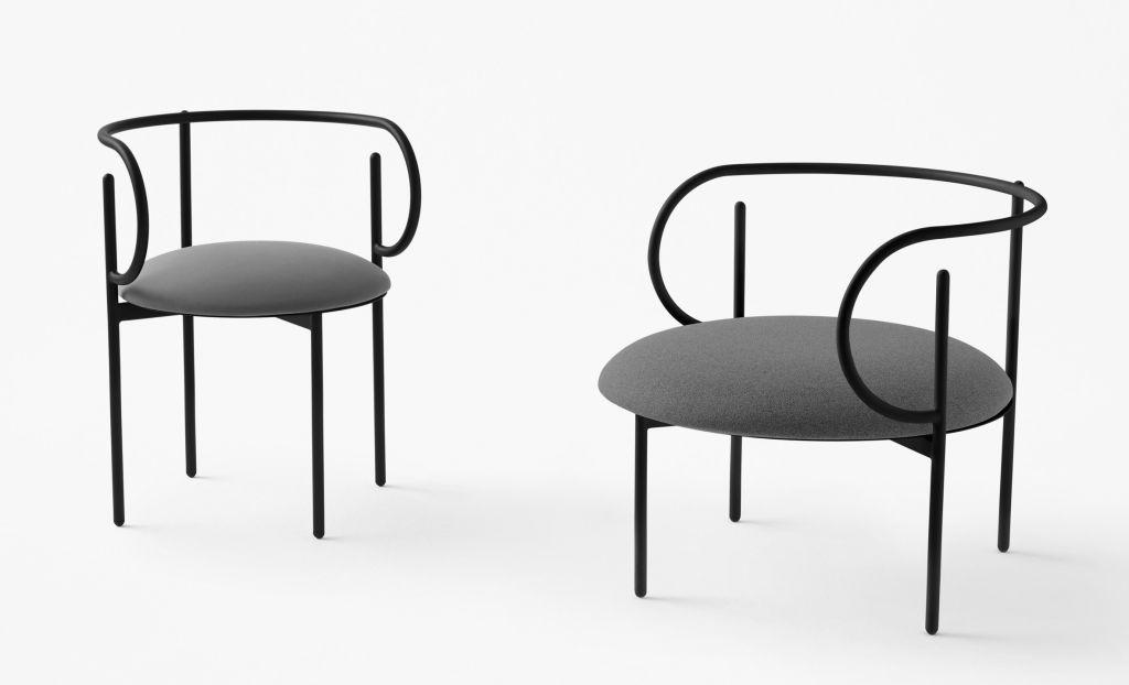 cadeiras por Nendo Design