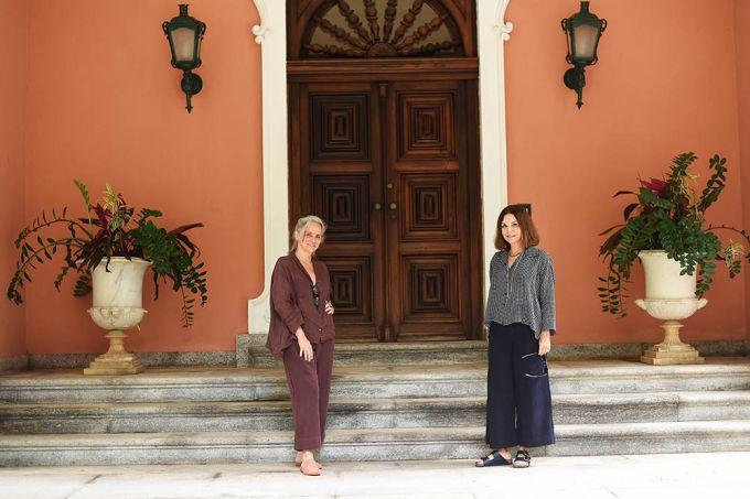 Patricia Quentel e Patricia Mayer ALTA 06
