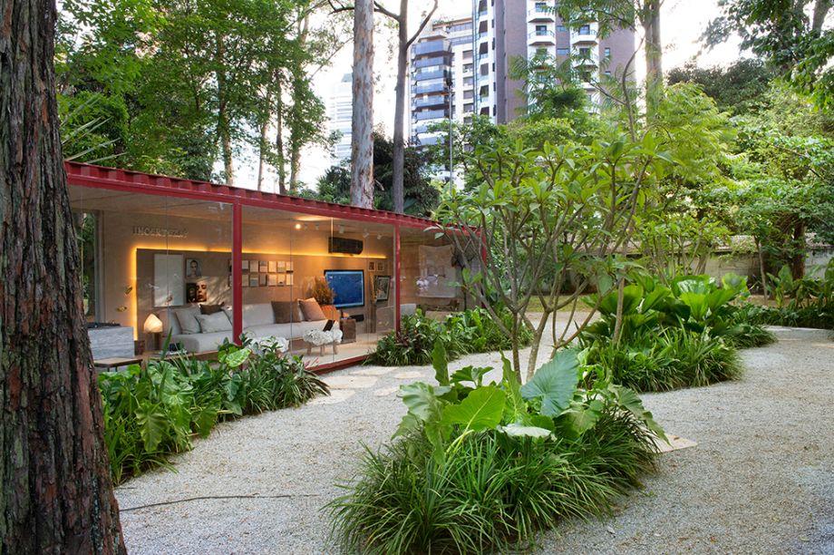 Janelas CASACOR São Paulo. Casa Conectada LG - Suite Arquitetos