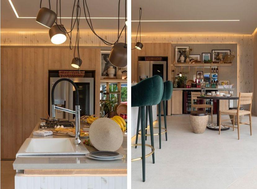 Cozinha Canvas Deca, por Murilo Lomas