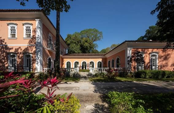 Casarão no Jardim Botânico vai sediar a edição especial de 30 anos da CASACOR Rio.