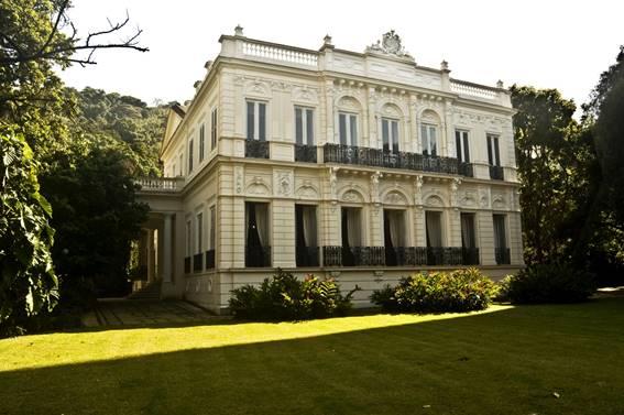Casa Modesto Leal, sede da CASACOR Rio em 2010