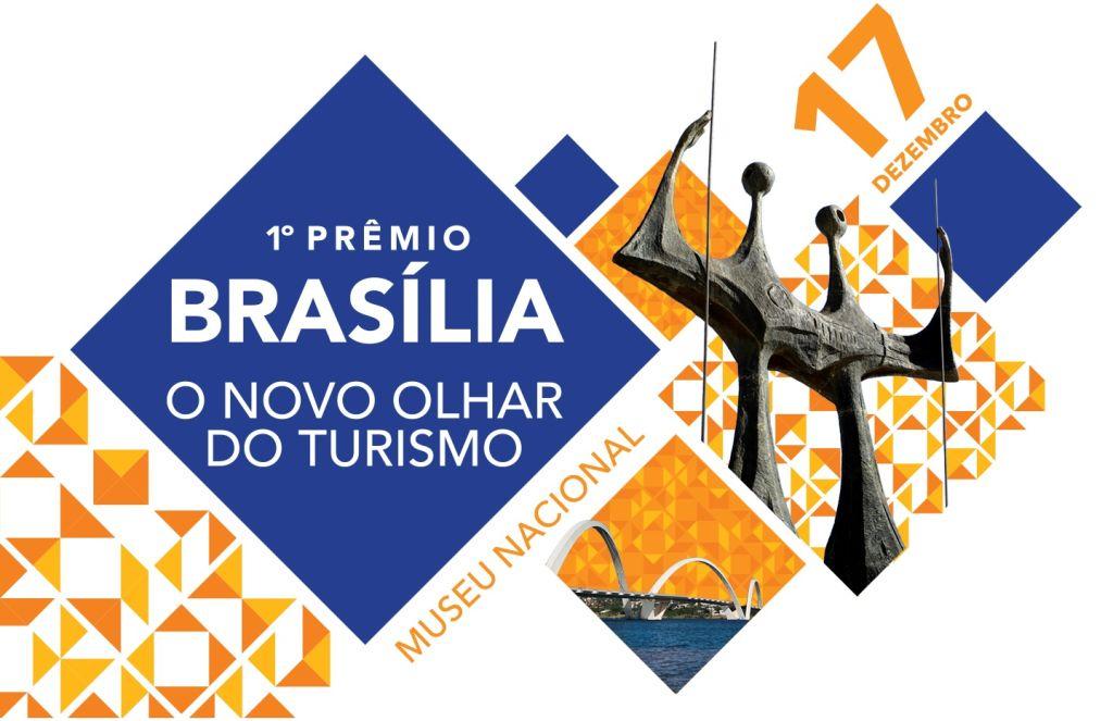 Imagem de divulgação do Prêmio Brasília.