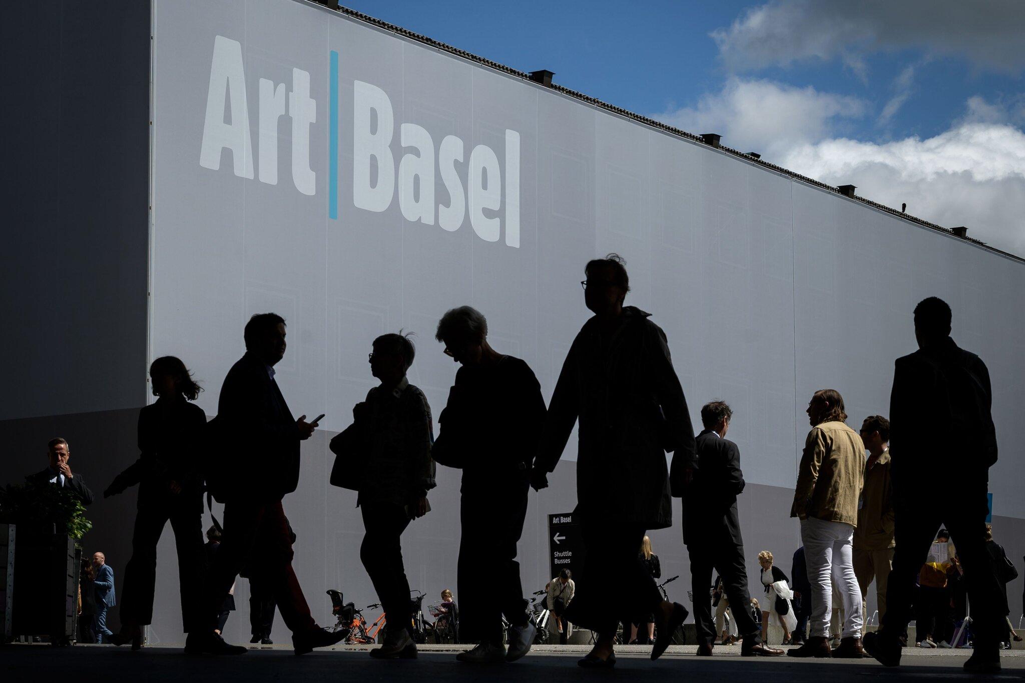 Evento da Art Basel de 2019