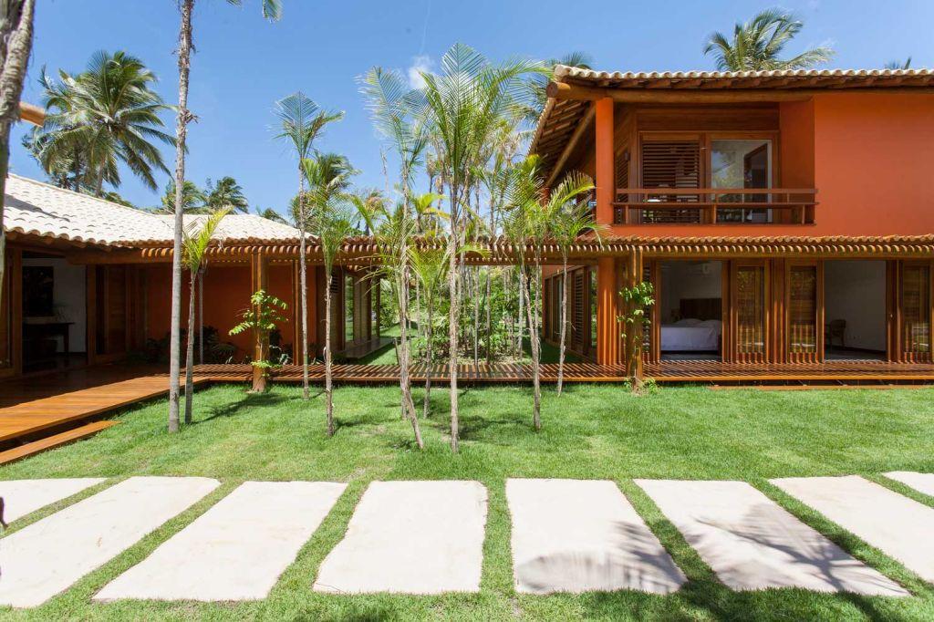 david bastos casa de praia arquitetura decoração madeira arquiteta profissional piscina casacor