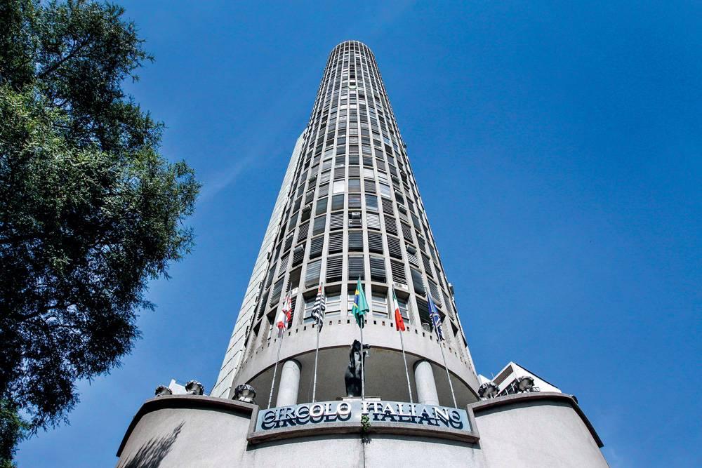 arquitetura prédio icônico são paulo Franz Heep