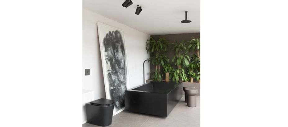 Sala de Banho DECA, por Levy Netto para o Janelas CASACOR Espírito Santo