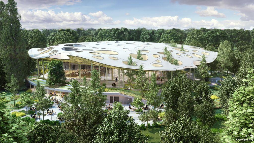 prédios mais aguardados de 2021 budapeste
