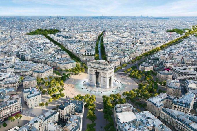 Paris Jardim Linear 1