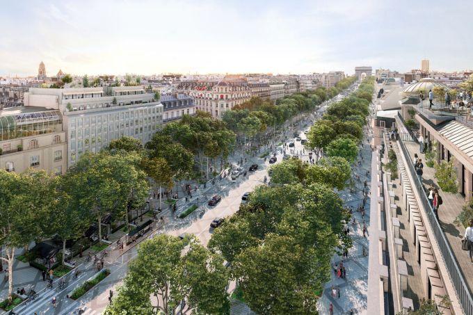 Paris Jardim Linear 4