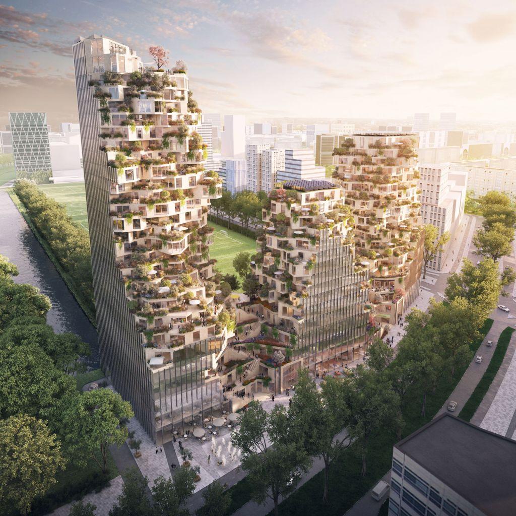 prédios mais aguardados de 2021 mvrdv holanda