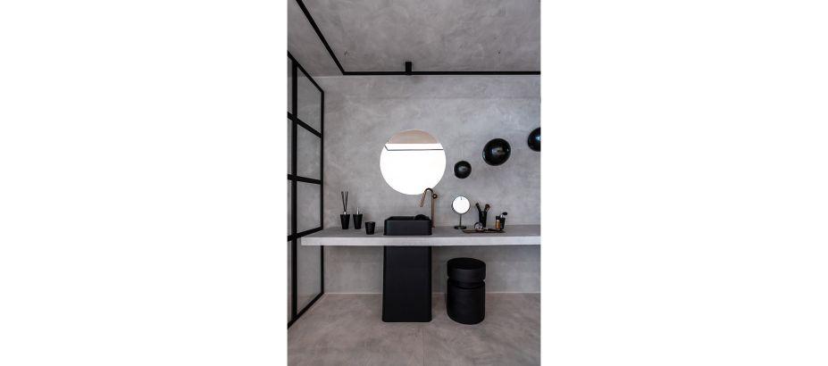 Sala de Banho DECA, por Stephanie Mattos para o Janelas CASACOR Bahia