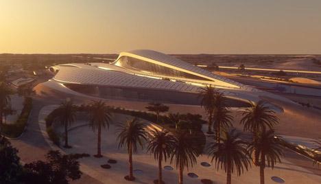 prédios mais aguardados de 2021 zaha hadid emirados árabes unidos