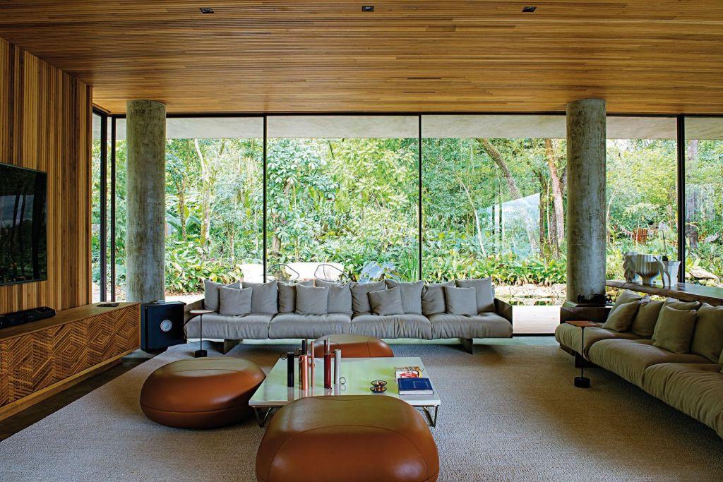 a casa mais bonita leo romano são paulo projeto casa arquitetura elenco casacor profissionais