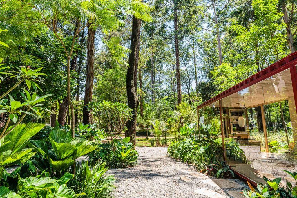 bia abreu janelas casacor 2020 sao paulo casa conectada lg paisagismo jardim arquitetura sustentabilidade foto renato navarro