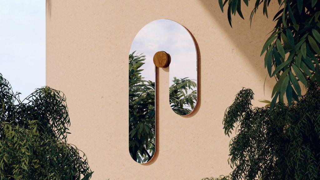 Espelhos derretidos do Bower Studios