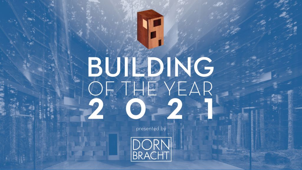 building of the year 2021 premiação archdaily