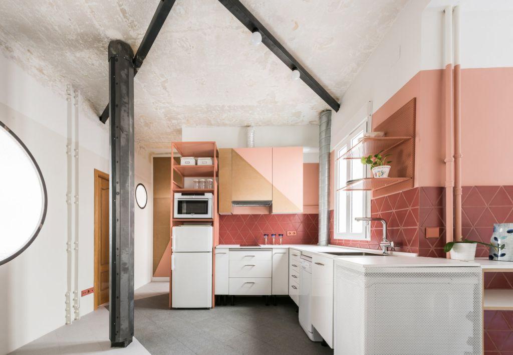 apartamento casa decoração espanha cores cor projeto cozinha tendência banheiro