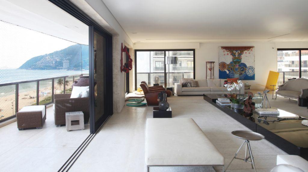 joao armentano apartamento rio de janeiro arte arquitetura profissionais interiores decoração