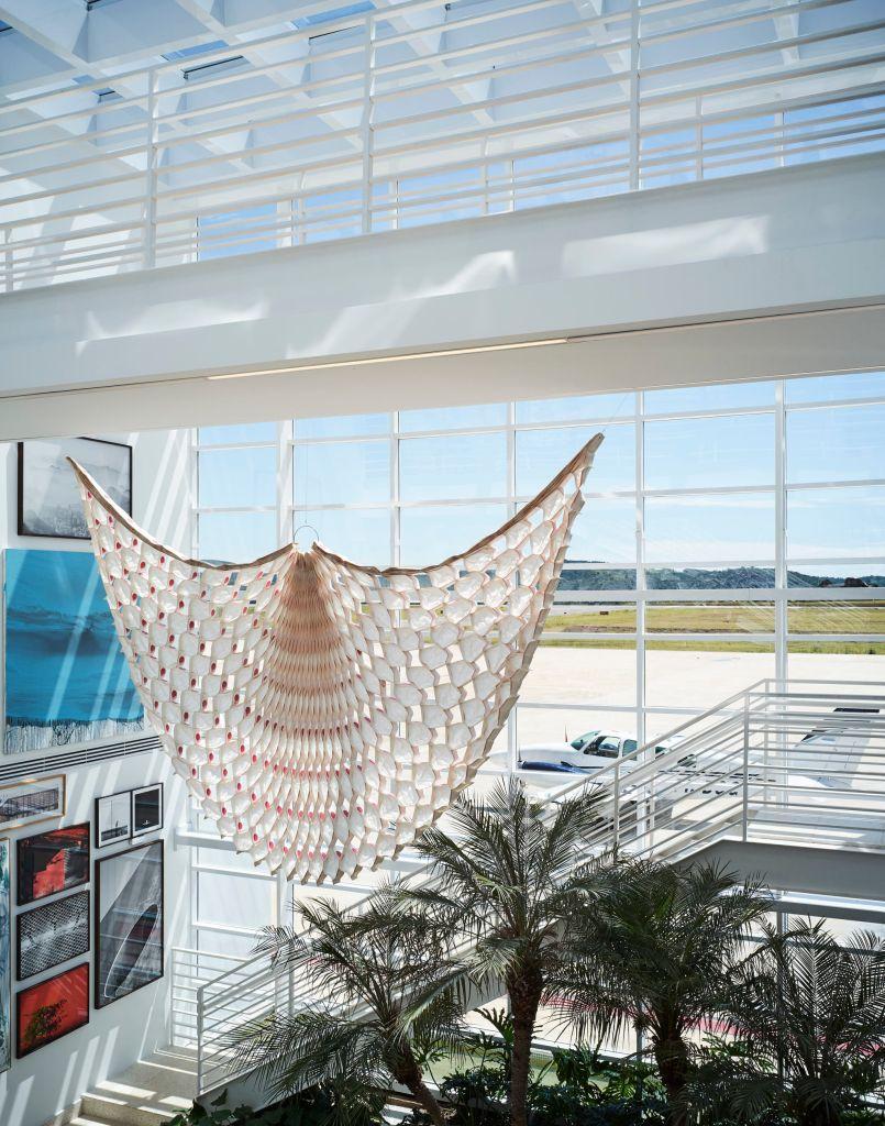 sig bergamin murilo lomas aeroporto sao paulo arquitetura decoração