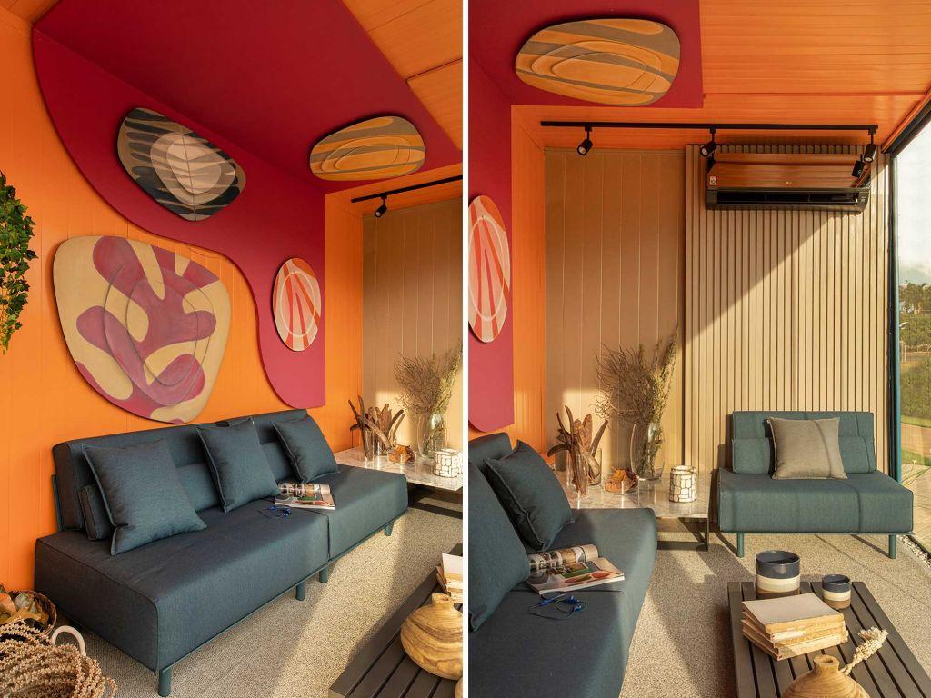 varanda conexao adriana fontana janelas casacor ribeirao preto 2020 cores paleta de cores decoração tendências