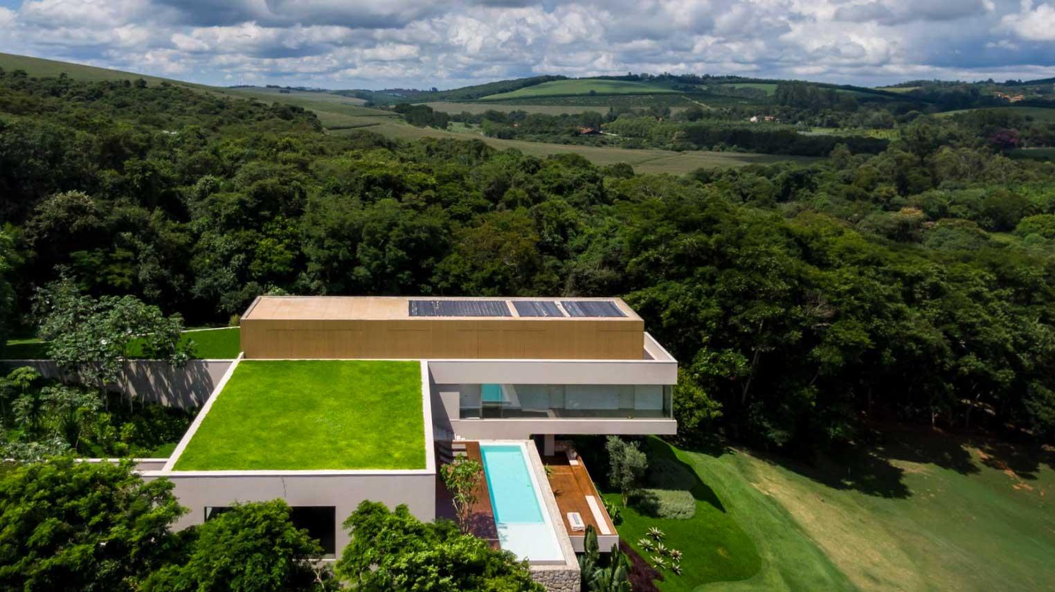 Casa NVD, de Arthur Casas