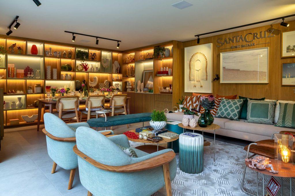 casacor rio de janeiro 2021 rj ambientes decoração arquitetura mostras ana cano milman loja da casa