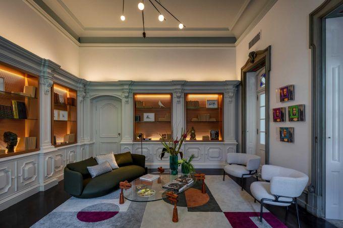 Andréa Chicharo Arquitetura – Biblioteca