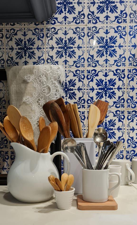 Acessórios de cozinha. Um dos ambientes que estarão presentes na CASACOR Rio de Janeiro que estreia dia 02 de março de 2021