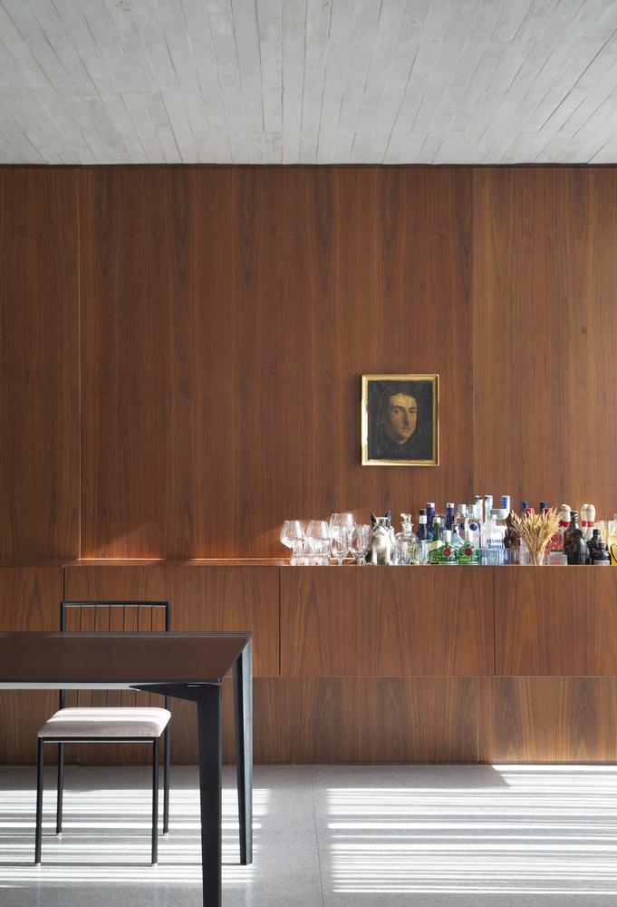 Apartamento DN; BC Arquitetos; Ideias; Decoração; Madeira; Revestimento; Arte; Mobília Antiga; Vintage