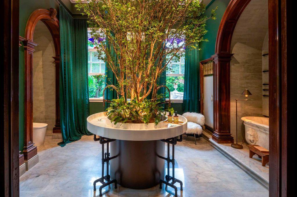 casacor rio de janeiro 2021 rj ambientes decoração arquitetura mostras beto figueiredo luiz eduardo almeida sala banho deca