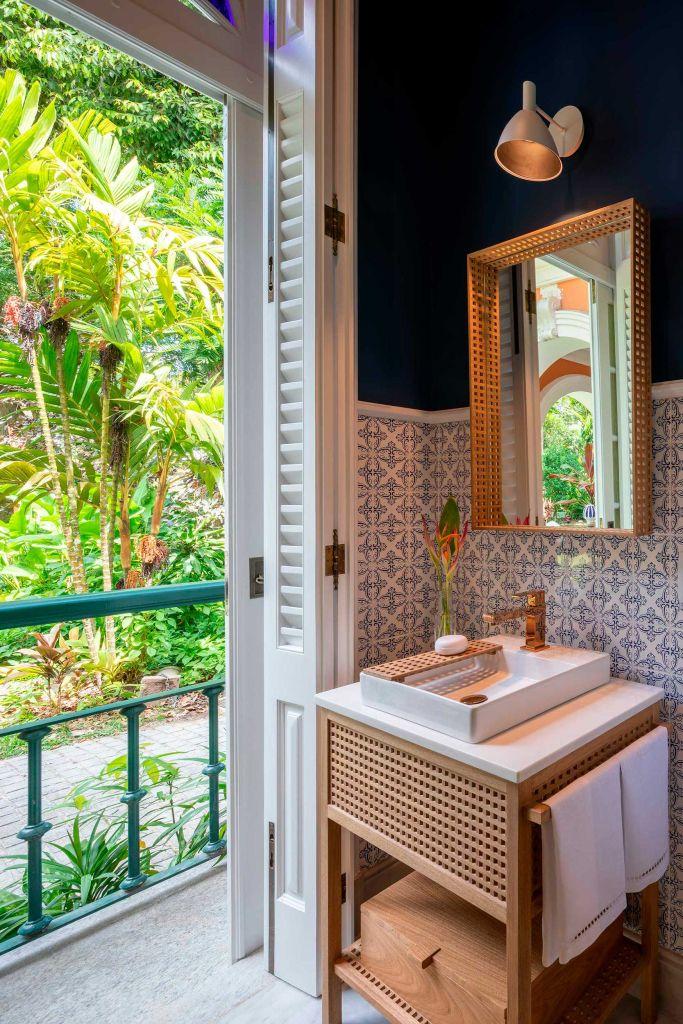 casacor rio de janeiro 2021 rj ambientes decoração arquitetura mostras estudio manu+ca manu cardim catarina gouvea lavabo galeria