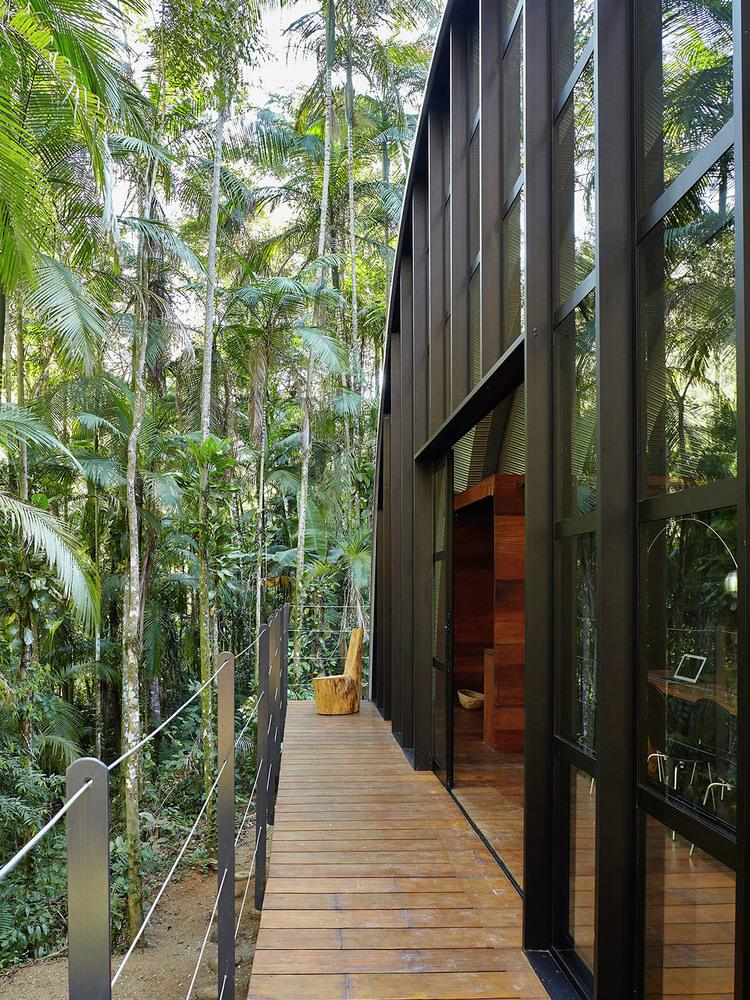 Casa Arca; Marko Brajovic; natureza; aconchego; sustentabilidade