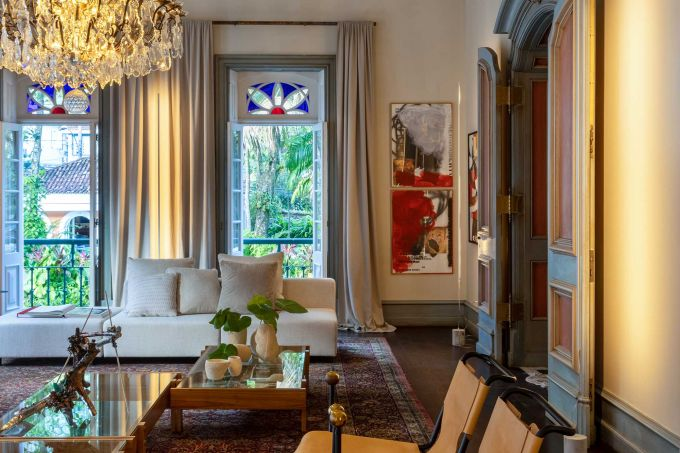 Gisele Taranto Arquitetura – Living Mutante