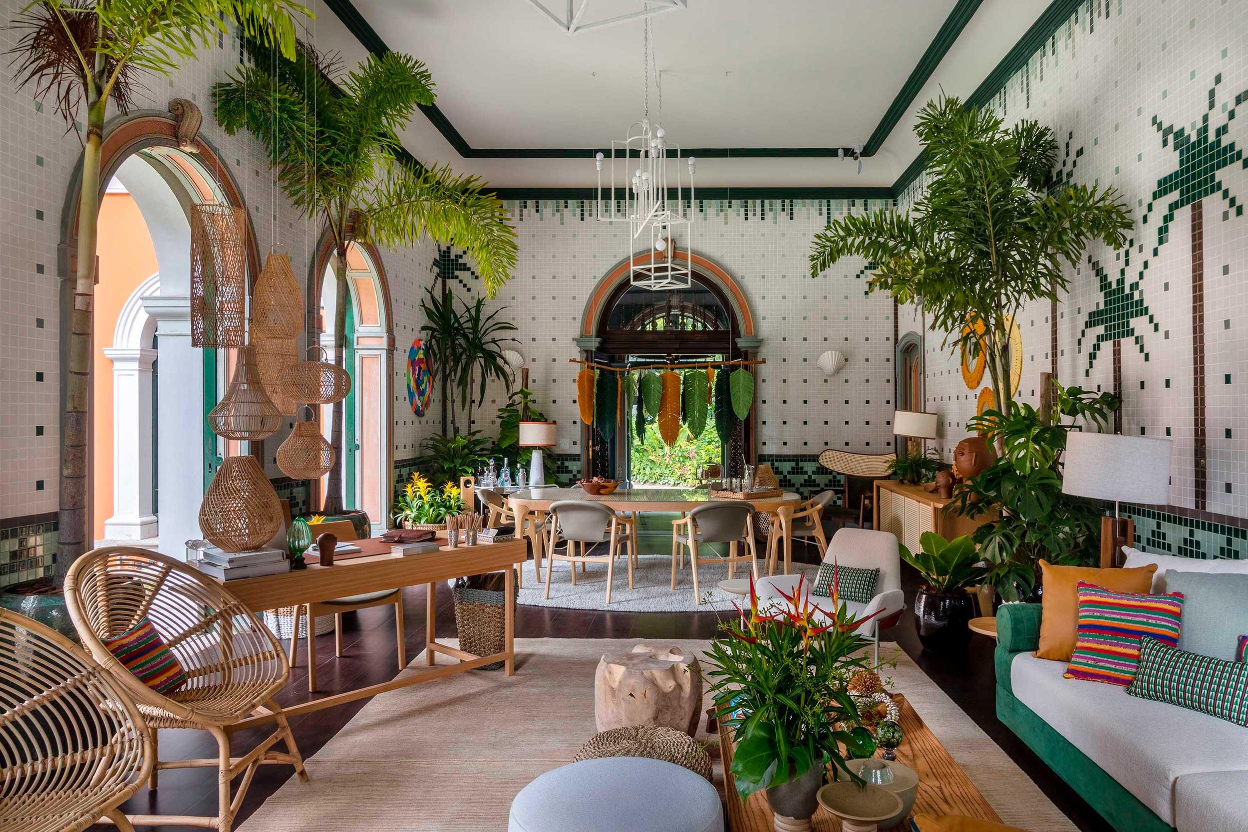 casacor rio de janeiro 2021 rj ambientes decoração arquitetura mostras jean de just jardim de inverno