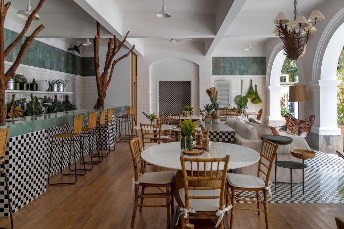 Maurício Nóbrega Arquitetura – Casa Bistrô