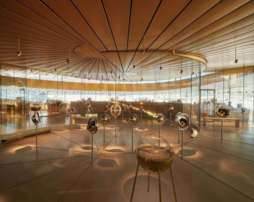 Museu; Suíça; Relógio