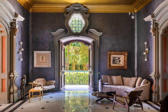 Rodrigo Jorge Studio – Hall de Entrada