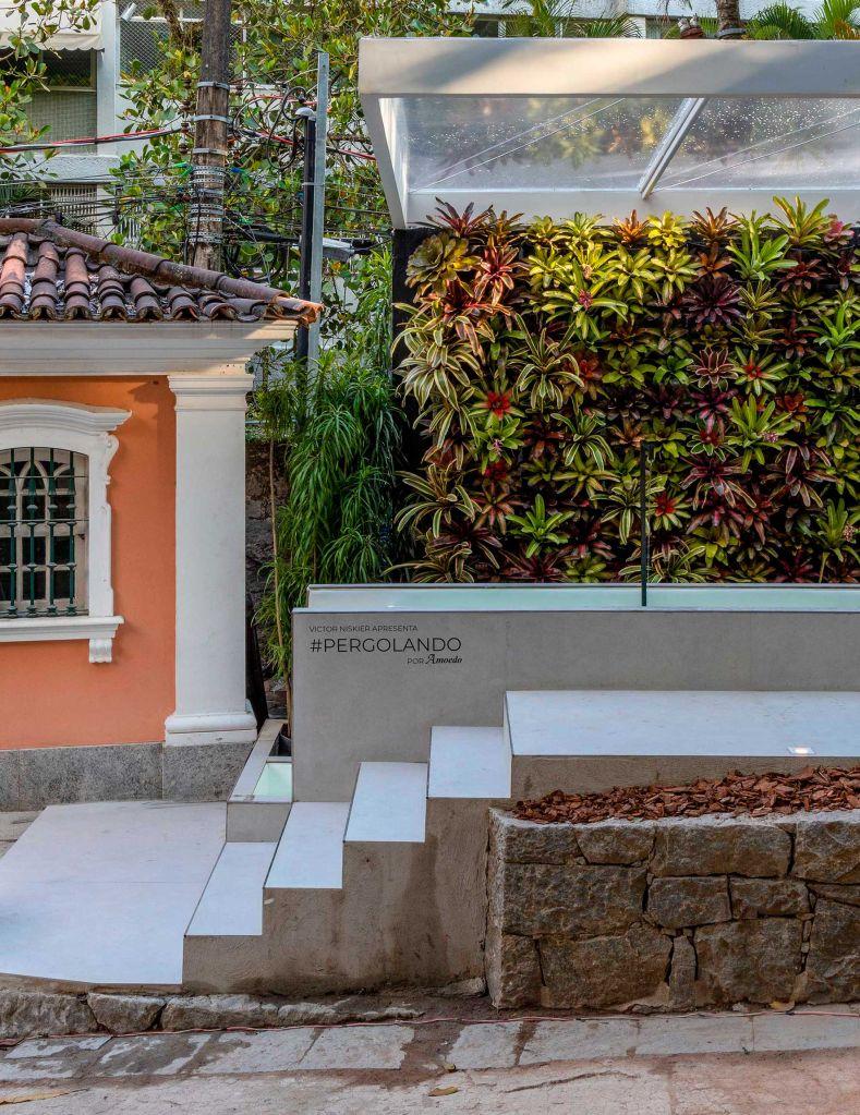 casacor rio de janeiro 2021 rj ambientes decoração arquitetura mostras victor niskier pergolando