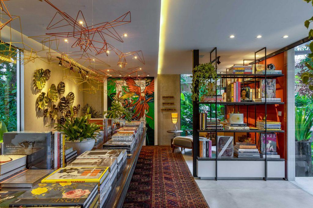 casacor rio de janeiro 2021 rj ambientes decoração arquitetura mostras vivian reimers livraria