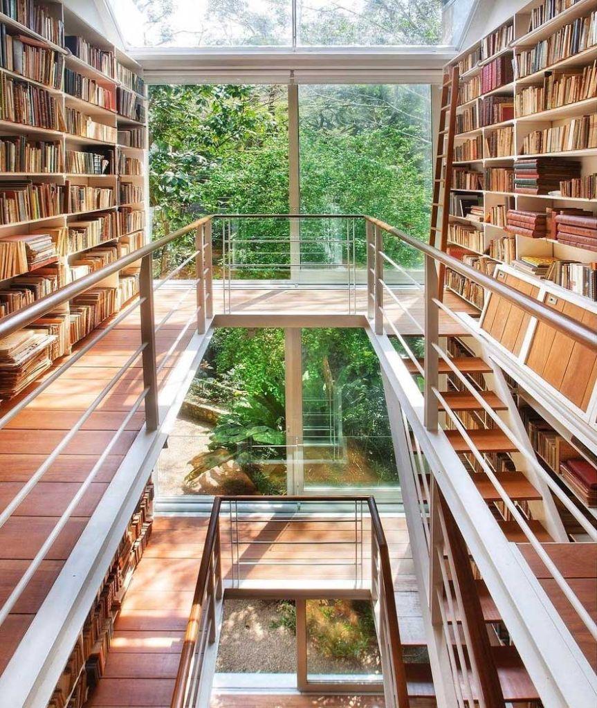 anexo casa dos livros lia siqueira casacor rio de janeiro rj biblioteca jardim decoração elenco profissionais livro livros