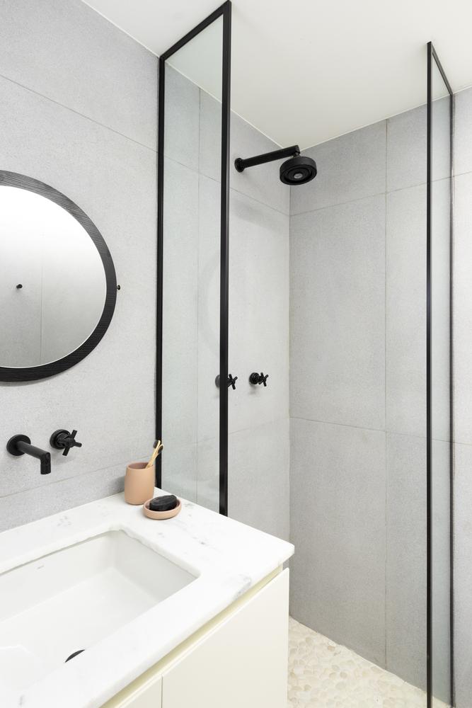 banheiro; Apartamento pequeno; São Paulo; decoração