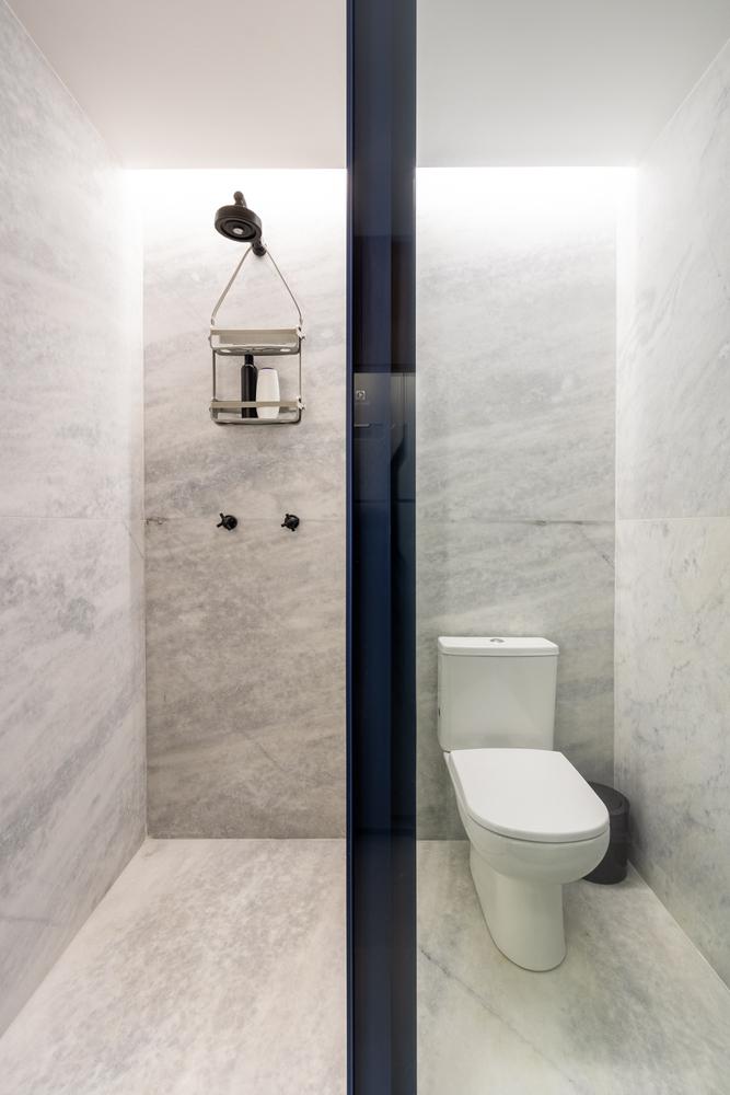 Apartamento pequeno; São Paulo; decoração; banheiro