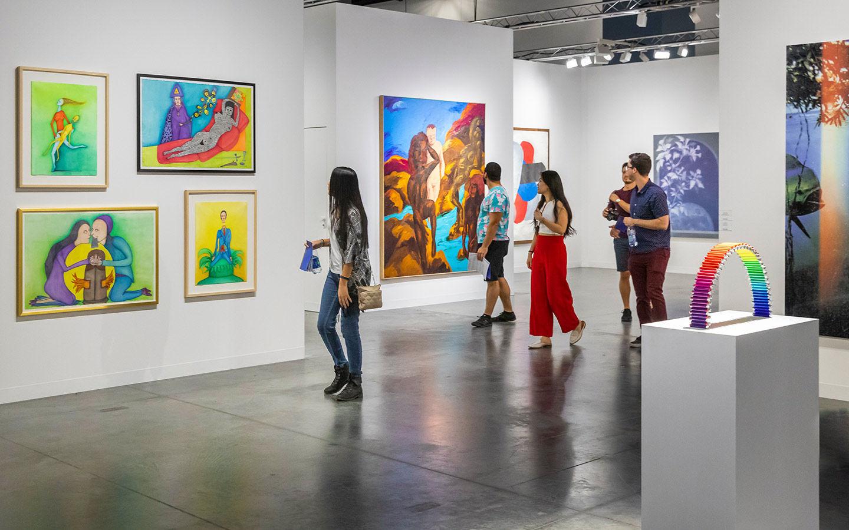 Art Basel Miami Beach, 2019
