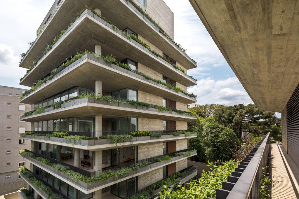 Arthur Casas; arquitetura; prêmio; paisagismo