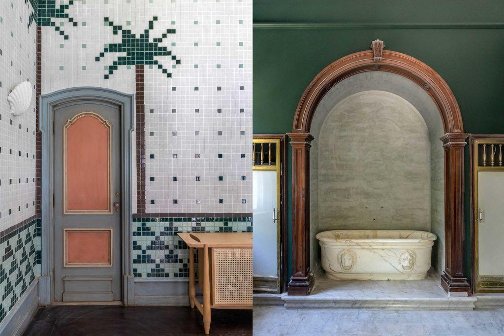 casacor rio de janeiro 2021 spoiler verde nas paredes obra beto figueiredo luiz eduardo almeida