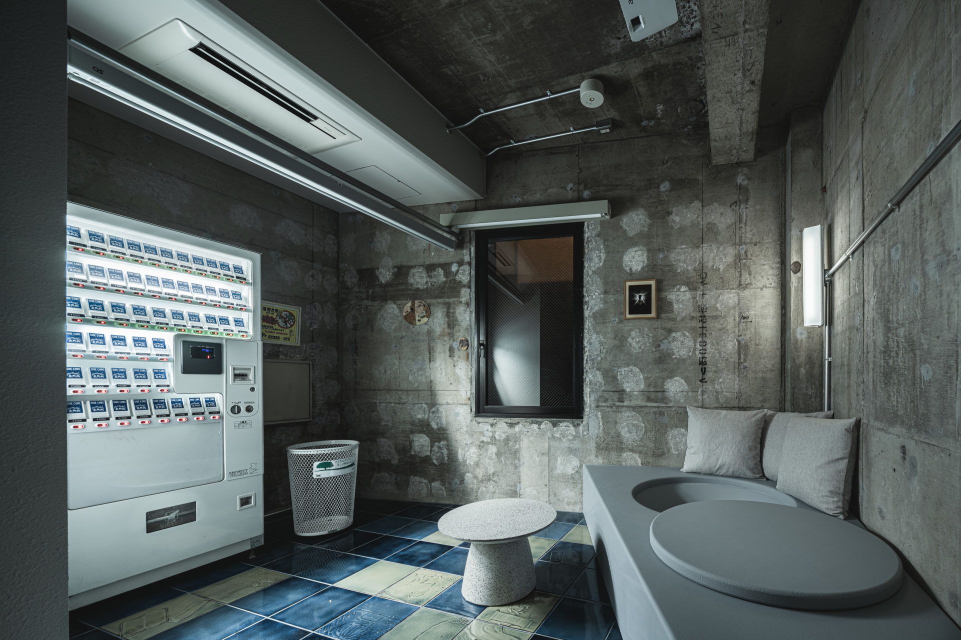 Hotel ou galeria de arte - Quarto Daytime's Dream, do hotel BnB Wall, localizado em Tóquio, Japão