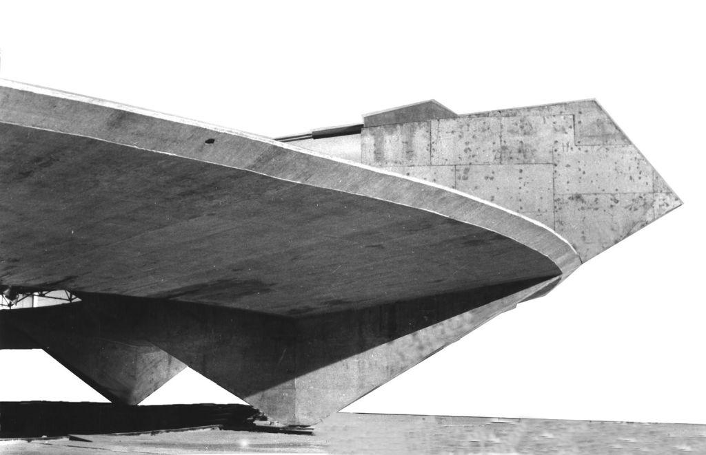 ginásio do clube atletico paulitano paulo mendes da rocha arquitetura brutalista brutalismo