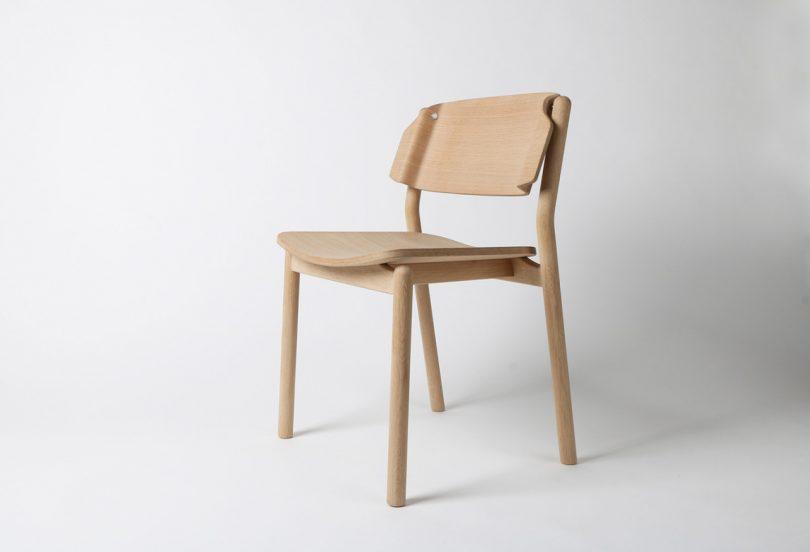 Cadeira Neera- pensada justamente para o home office